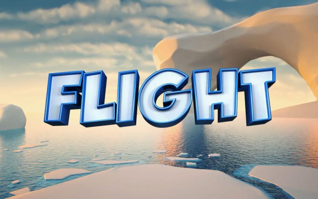 انیمیشن کوتاه flight
