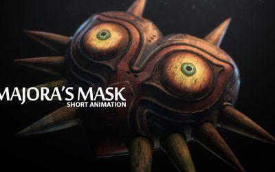 انیمیشن کوتاه Majora's-Mask