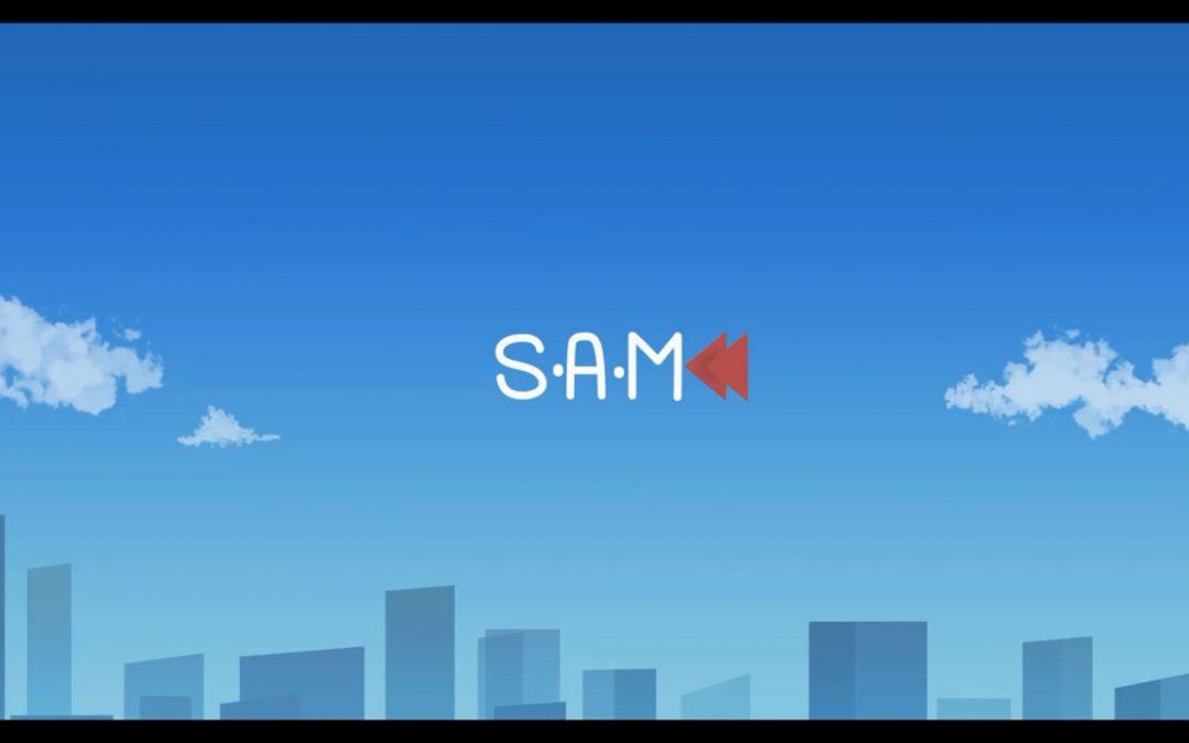 انیمیشن کوتاه Sam