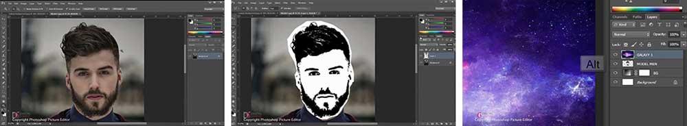 آموزش تبدیل عکس به وکتور در فتوشاپ