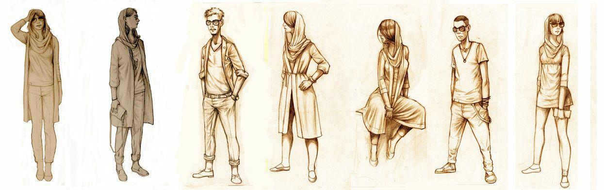 بیوگرافی جواد بالدی - نقاشی دیجیتال
