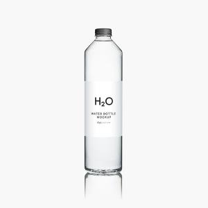 دانلود طرح موکاپ بسته بندی شیشه آب معدنی