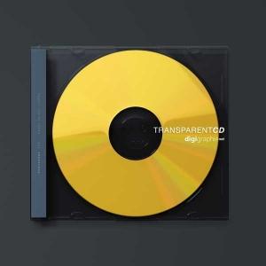 دانلود طرح موکاپ سی دی موزیک