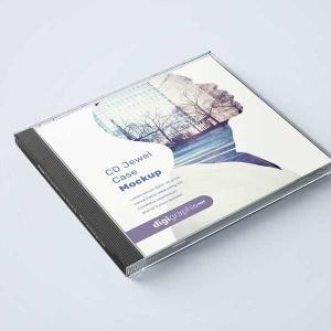 دانلود طرح موکاپ پک نرم افزار CD &DVD